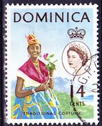 Dominica - Elisabeth II. - Edith Allen, Methodistin (MiNr: 169a) 1963 - Gest Used Obl - Dominica (...-1978)