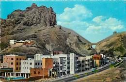 Pays Div- Ref H439-yemen -aden -view Of Main Pass Crater -carte Bon Etat - Postcard In Good Condition - - Yémen