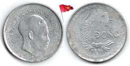 Viêt-Nam 1 Dong 1946 (RARE - Poor) - Viêt-Nam