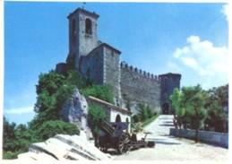 Repubblica Di San Marino - Lotto 3 Fotografie: 1° TORRE, 2° TORRE E SCORCIO, 3° PALAZZO DEL GOVERNO - PERFETTE N36 - Riproduzioni