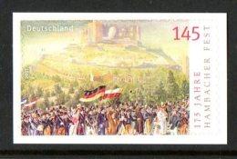 Allemagne Deutschland 2428 Hambach , Fête , Autoadhésif