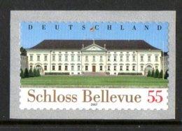 Allemagne Deutschland 2430 Bellevue à Berlin , Autoadhésif