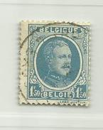 (701) Timbre Belgique Roi Albert I   N° 207 - 1.50F - 1922-1927 Houyoux