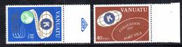 Y1917 - VANUATU 1980 : Serie N. 613/614  ***