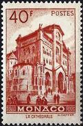 Monaco 1949 - Cathedral Of Monaco ( Mi 392 - YT 313B ) MLH*