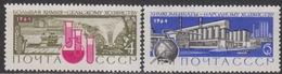 USSR, 1964. 3046-3047 (2993-2994) GREAT CHEMISTRY - National Economy