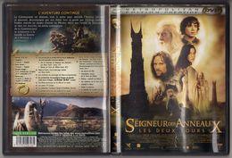 LOTR - HEROIC-FANTAISIE - EDITION PRESTIGE 2 DVD - LE SEIGNEUR DES ANNEAUX - LES DEUX TOURS - Sciences-Fictions Et Fantaisie