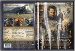 LOTR - HEROIC-FANTAISIE - EDITION PRESTIGE 2 DVD - LE SEIGNEUR DES ANNEAUX - LE RETOUR DU ROI - Science-Fiction & Fantasy