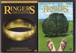 LOTR - HEROIC-FANTAISIE - DVD - LE SEIGNEUR DES ANNEAUX - LORD OF THE FANS - Science-Fiction & Fantasy