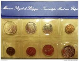 FDC MUNTENSET BELGIE 1979 - 1951-1993: Baudouin I