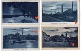 39218-ZE-TURQUIE-Constantinople--Lot De 10 Cartes Diverses - Turkey