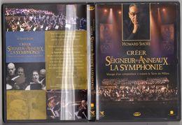 LOTR - HEROIC-FANTAISIE - DVD - LE SEIGNEUR DES ANNEAUX - CRÉER LA SYMPHONIE DU SEIGNEUR DES ANNEAUX - Documentary