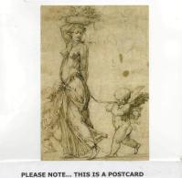 Postcard - Art - Atributed To Polidoro Da Caravaggio New (card Size 17cm - 12cm) - Non Classificati