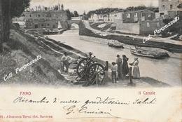 Fano - Il Canale - Fano
