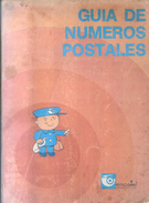 GUIA DE NUMEROS POSTALES ENCOTEL ARGENTINA CIRCA 1970 532 PAGINAS RARE - Postzegels