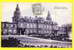 * Houyet (Namur - La Wallonie) * Vallée De La Lesse, Chateau D'Ardenne, Kasteel, Castle, Timbre, Parc, Fontaine, Rare