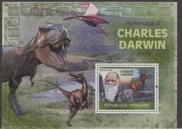 Togo Prehistory Prehistoric Charles DARWIN