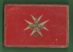 Cigarettes Sigarette Scatola 1930 Tabacchi Rodi Italiana Tabacco Box - Schnupftabakdosen (leer)
