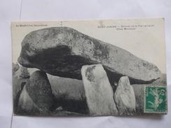 SAINT JUNIEN Dolmen De La Pierre Levée - Saint Junien