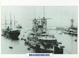 Picture Suitable For Framing - Brandenburg - Germany Built 1891 Very Good Plus - Postcards