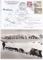 Grönland Arktis Polarpost, Peary Land, AK V.d. 1. Dt. Nordpol. Expedition. #844