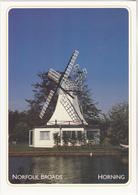 Postcard - The Dutch Windmill, Horning, Norfolk - Card No. 327 - VG - Cartes Postales