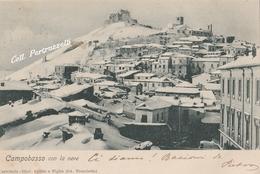 Campobasso Con La Neve - Campobasso
