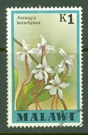 Malawi: 1979/82   Orchids   SG588    K1    Used