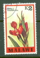 Malawi: 1979/82   Orchids   SG589    K2    Used