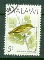 Malawi: 1988/95   Birds   SG791    5t    Used