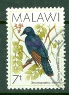 Malawi: 1988/95   Birds   SG792    7t    Used