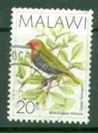 Malawi: 1988/95   Birds   SG796    20t    Used