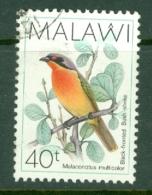 Malawi: 1988/95   Birds   SG798    40t    Used