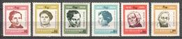 Bulgaria 1960 Mi 1154-1159 MNH - Unused Stamps