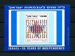 Israel  Nº Yvert  HB-24  En Nuevo - Hojas Y Bloques