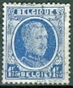 Belgien 1923 / 1927 Mi. 174 + 227 + 229 Gest. König Albert I. - 1929-1937 Heraldischer Löwe