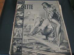RIVISTA SETTE 3 FEBBRAIO 1946 - Cinema