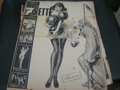 RIVISTA SETTE 13 GENNAIO 1946 - Cinema