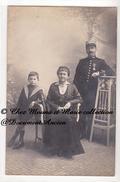 COMMANDANT DE GENDARMERIE - LEGION D HONNEUR - GENDARME - CARTE PHOTO MILITAIRE - Personaggi