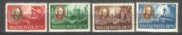 Hungary 1947 Mi 985-988 MH - Ongebruikt