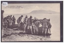 MESSINA - PESCA MATTUTINA - PRIMA DEL TERREMOTTO 28 DICEMBRE 1908 - TB - Messina