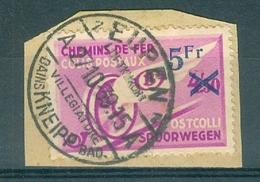 "BELGIE - OBP Nr TR 203 (op Fragment) - Cachet Touristique ""EUPEN 1 - BAINS KNEIPP BAD"" - (ref. 10.597) - 1923-1941"