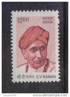 India 2010  C.V. Raman Definitive  Nobel Lauret   # 23221 S