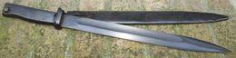 Baionette Mauser Ersatz WW1 - Blankwaffen