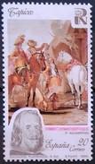 ESPAÑA 1990 Tapices. USADO - USED. - 1931-Hoy: 2ª República - ... Juan Carlos I