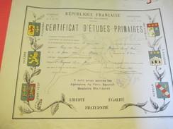 Diplôme/Certificat D'Etudes Primaires/Ed. Nat. /Académie De Caen/Département De L'Eure/RAYMOND/Pacy Sur Eure/1948 DIP193 - Diplomi E Pagelle