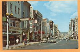 Paterson NJ Old Postcard - Paterson
