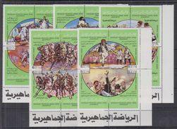 J31 Libya - MNH - Art - Painting