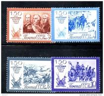 U140A -  RUSSIA URSS 1962 , Serie 2560/2563  ***  MNH