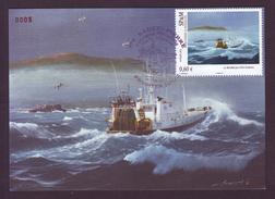 Carte Postale Philatélique - SAINT PIERRE ET MIQUELON - Le Béothuc - 2012 - St.Pierre & Miquelon